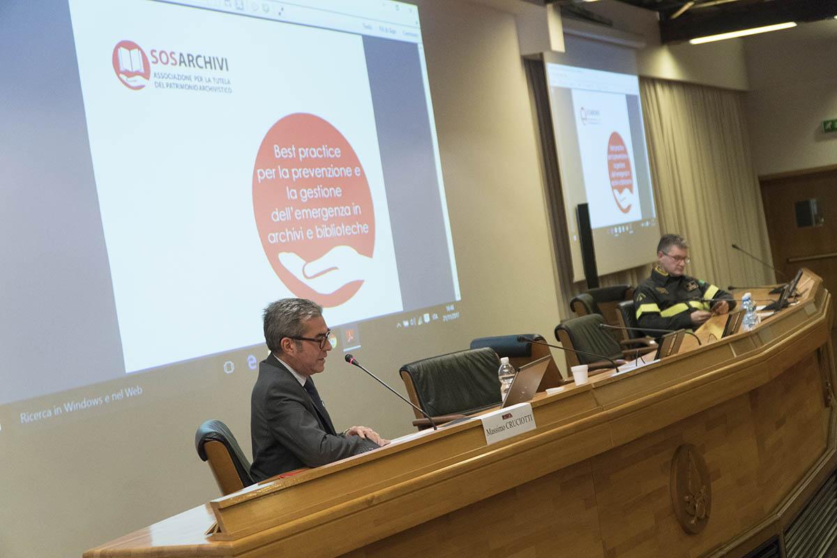 Tecnologie e Formazione applicate alla salvaguardia dei beni culturali – ISA 21 novembre 2017