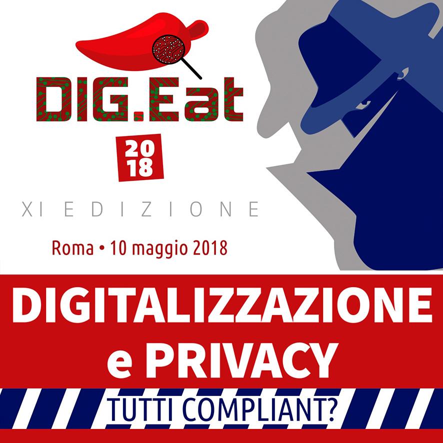 SOS Archivi patrocina il DIG.Eat 2018