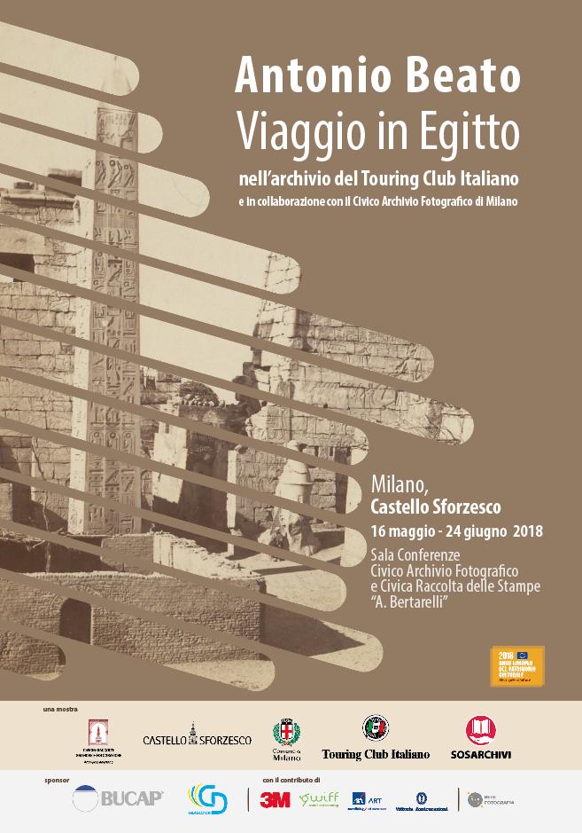 """SOS Archivi main sponsor del progetto di restauro e valorizzazione del fondo fotografico """"Antonio Beato"""""""