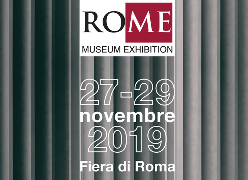 SOS Archivi at RO.ME museum Exhibition 2019