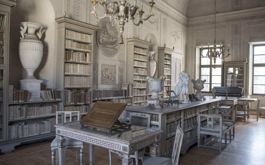 Il recupero di Palazzo D'Arco a Mantova