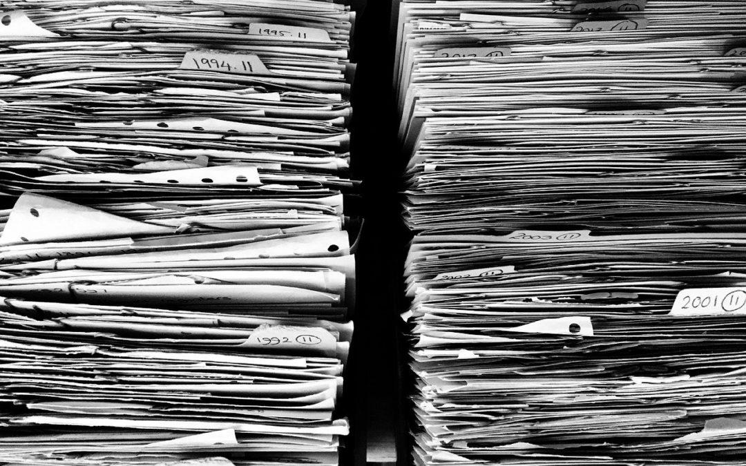 Crisi degli archivi. Documento Anai-Aidusa: Per un rilancio del comparto archivistico
