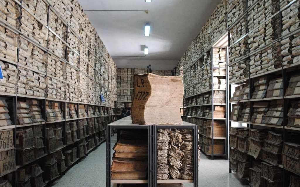 La digitalizzazione degli archivi: processi e opportunità